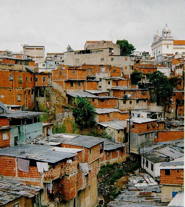Barrios de San José. Municipio Libertador.
