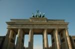 1.Berlín. La Puerta de Brandeburgo