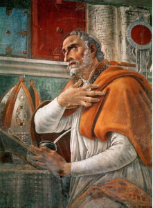 San Agustín-Boticelli
