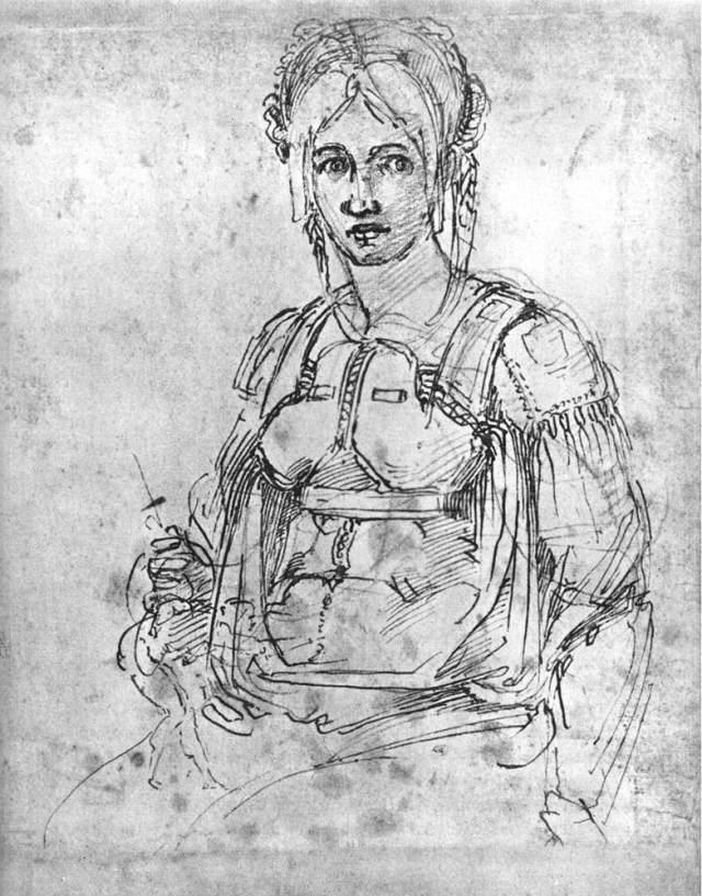 2. Vittoria_Colonna.por Miguel Ángel