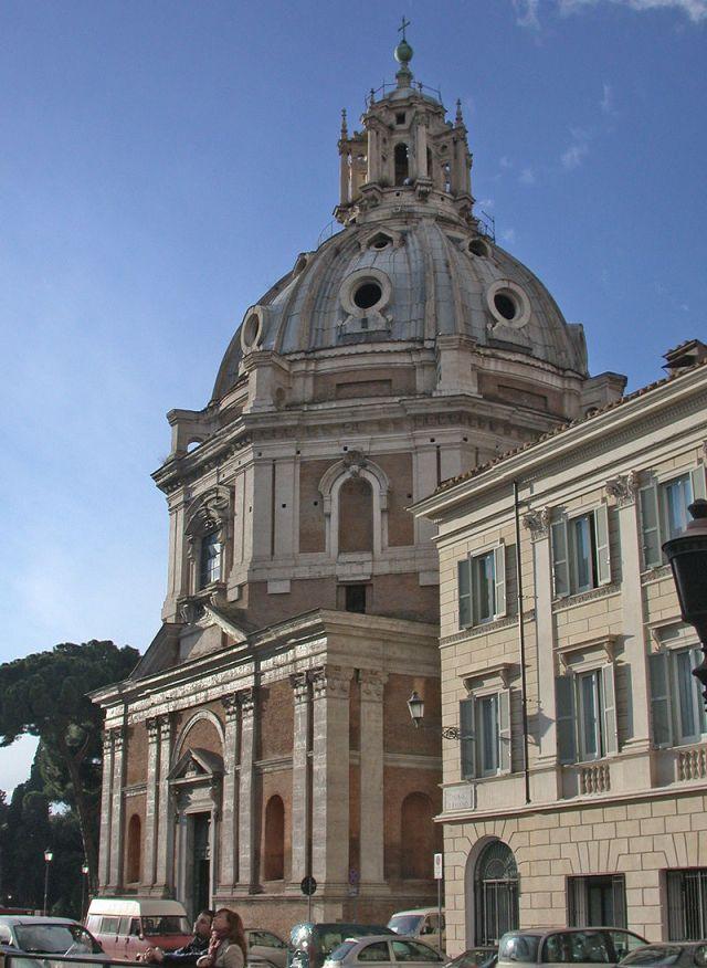 5. Antonio da Sangallo-Sta. María de Loreto
