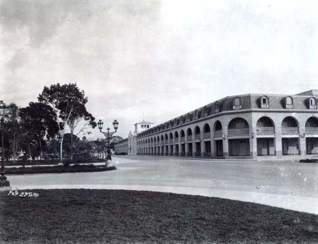 El Hotel Jardín