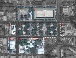 La Plaza Bolívar y sus alrededores