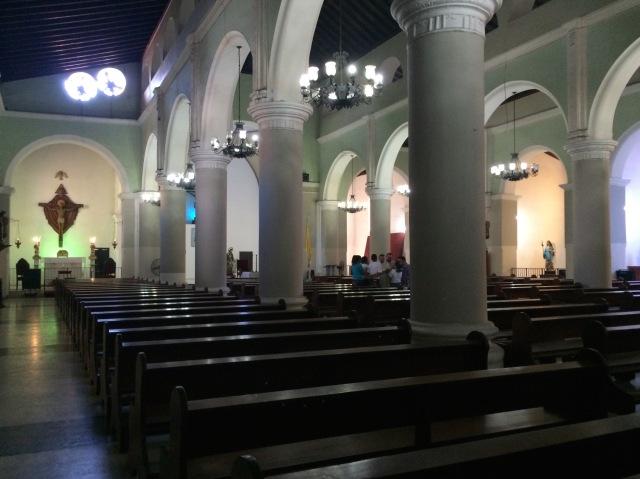 La Catedral de Maracay.