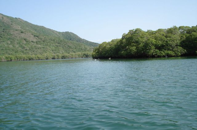 1. Laguna de la Ciénaga  de Ocumare.