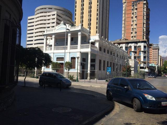 El Ateneo de Maracay, construido entre 1923 y 1925.