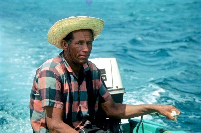 3. Juan Plate en 1969