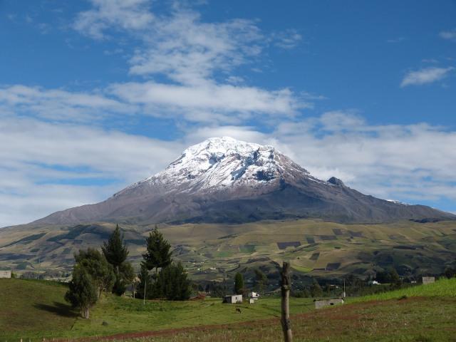 El Chimborazo 6300 m, s.n.m.