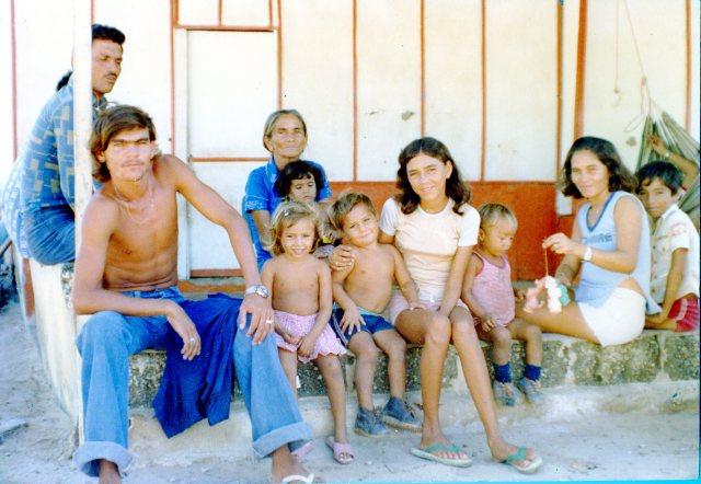 """Familiares de Mercedes """"hace casi treinta años"""""""