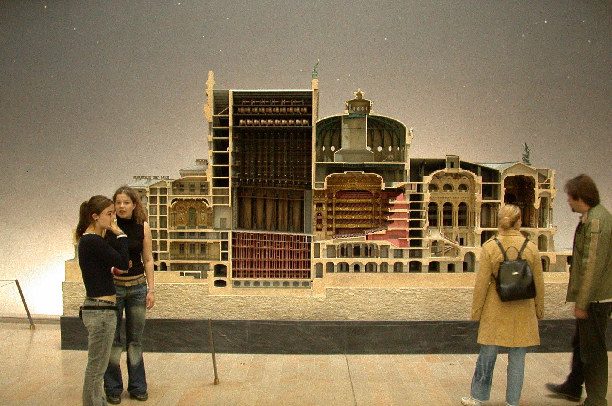 27a Maqueta del Palais Garnier en el Museo D'Orsay.jpg